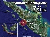 CeritaRakyatNusantara.com Hold Fundraising for Earthquake Victims in Sumatra